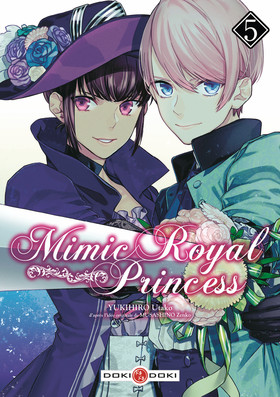 MANGA MIMIC ROYAL PRINCESS