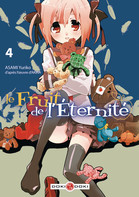 BD LE FRUIT DE L'ÉTERNITÉ