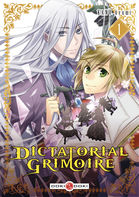 Couverture BD DICTATORIAL GRIMOIRE