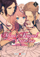 Couverture BD MIMIC ROYAL PRINCESS