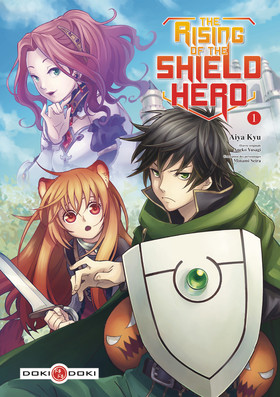 MANGA THE RISING OF THE SHIELD HERO