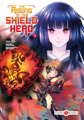 MANGA Rising of the Shield Hero (The)
