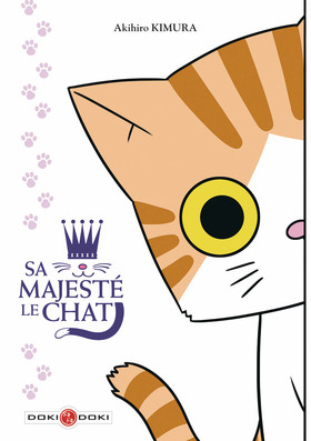 MANGA SA MAJESTé LE CHAT