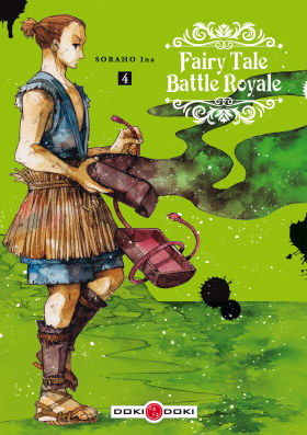 MANGA FAIRY TALE BATTLE ROYALE