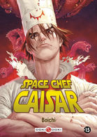 Couverture BD Space chef caisar