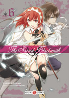 Couverture BD THE SACRED BLACKSMITH