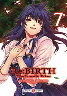 Couverture BD RE:BIRTH - THE LUNATIC TAKER