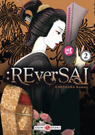 Couverture BD :REVERSAL