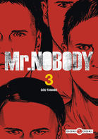 Couverture BD MR. NOBODY