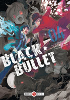 Couverture BD BLACK BULLET