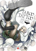 Couverture BD TABOO TATTOO