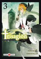 Couverture BD Trisagion