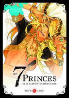 Couverture 7 princes et le labyrinthe millénaire (Les)