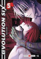 Couverture BD EVOLUTION SIX