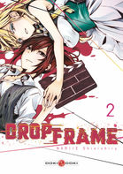 Couverture BD DROP FRAME