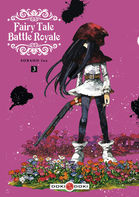 Couverture BD Fairy tale battle royale