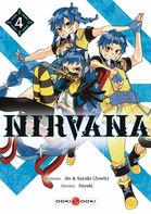 Couverture Nirvana
