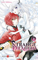Couverture BD STRANGE DRAGON