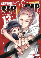Couverture BD SERVAMP