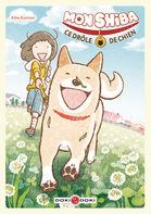 Couverture BD Mon shiba, ce drôle de chien