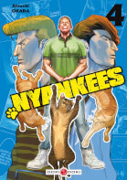 Couverture BD Nyankees