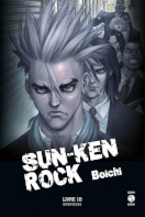 Couverture Sun-Ken Rock - édition deluxe