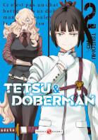 Couverture Tetsu & Doberman