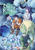 Couverture BD Cave King (The)
